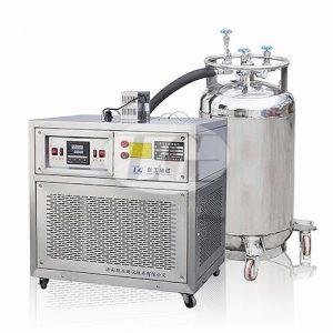 Криостаты для маятниковых копров с жидким азотом Liangong