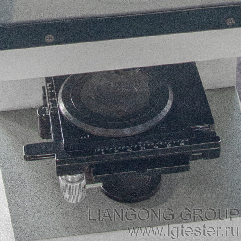 Профильный проектор CST-50 фото столика для образца