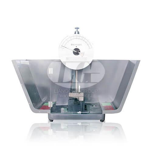 Маятниковые копры с цифровой панелью с литой станиной для неметаллов Liangong JB