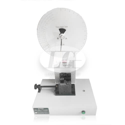 Копры маятниковые для неметаллов с ручным управлением Liangong JBU