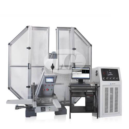 Автоматизированные комплексы с маятниковым копром, криостатом и компьютерным управлением Liangong JBD-750W