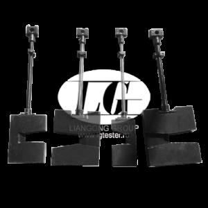 Стандартные принадлежности к маятниковым копрам для пластмасс Liangong