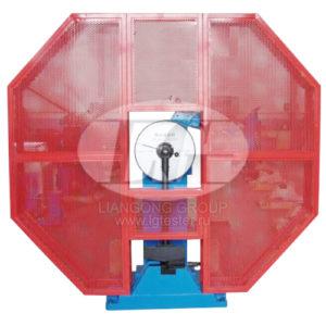 Металлическое ограждение закрытое для маятниковых копров Liangong