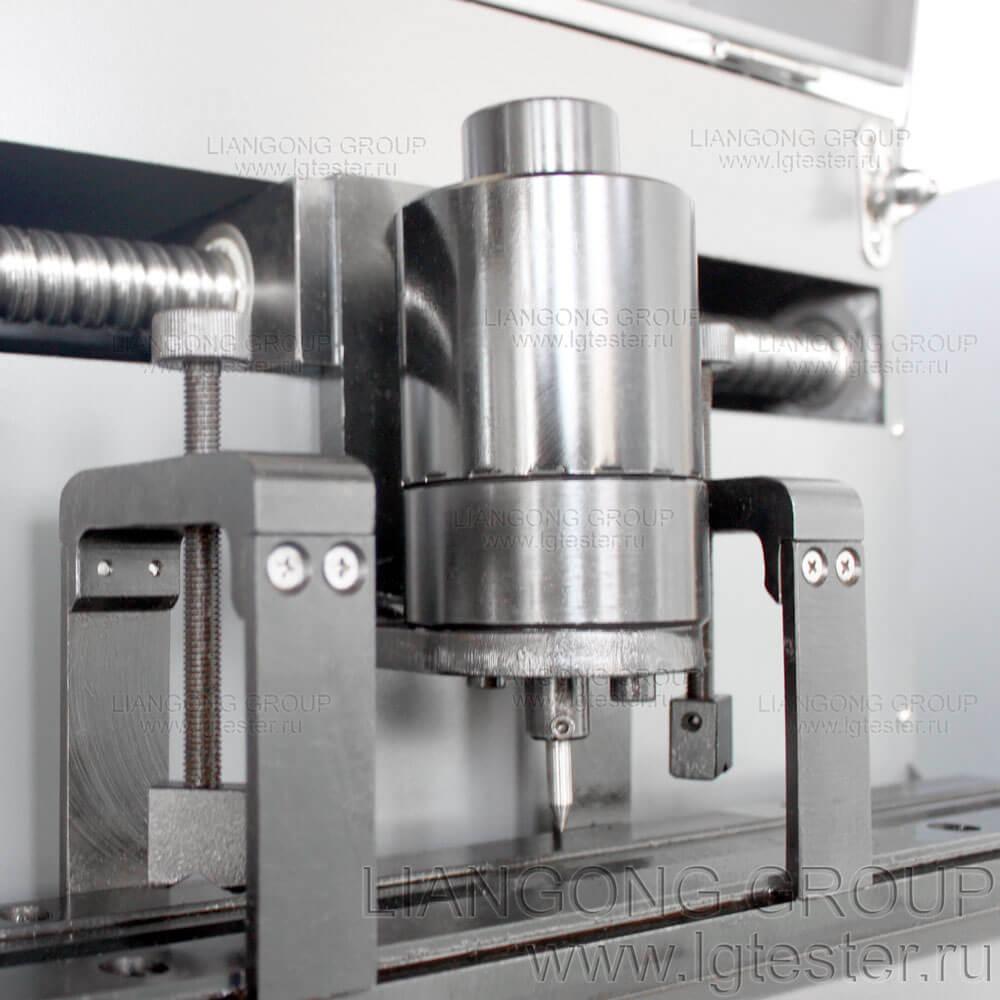 Делительная машина DB-30 фиксаторы