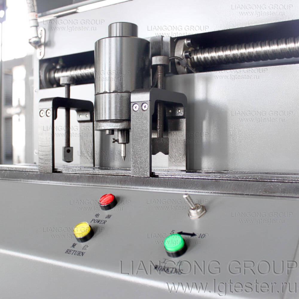 Электрическая делительная машина DB-30 панель управления