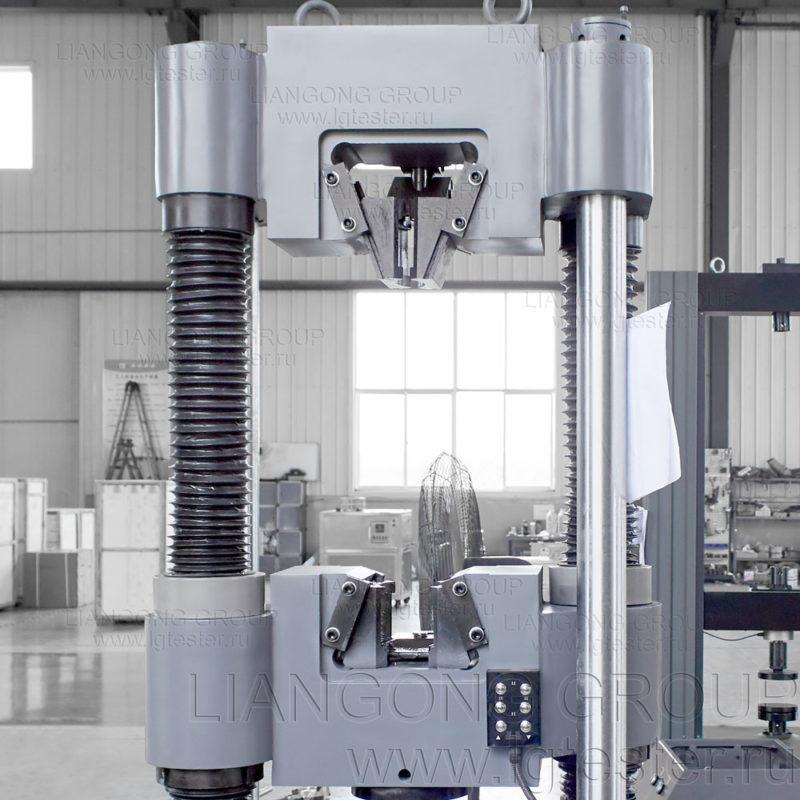 Гидравлические универсальные испытательные машины Liangong особенности 3