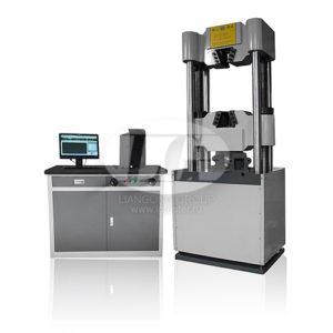 Шестиколонные гидравлические универсальные испытательные машины с выводом результатов на ПК Liangong WEW-B