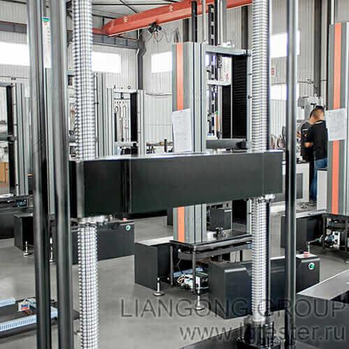 Электромеханические универсальные машины Liangong особенности