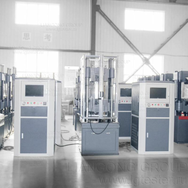 Высокоточные гидравлические машины Liangong WAW-E на складе