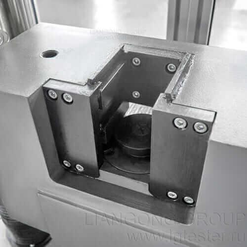 Высокоточные гидравлические машины WAW-E конструкция захватов