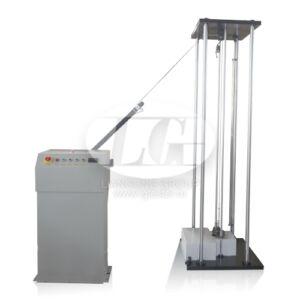 Вертикальный копер Liangong LPW-80A для твердосплавных зубков на ударную стойкость