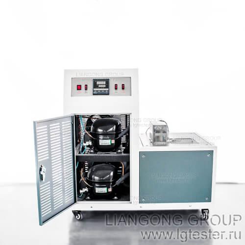 Общая конструкция криокамеры Liangong