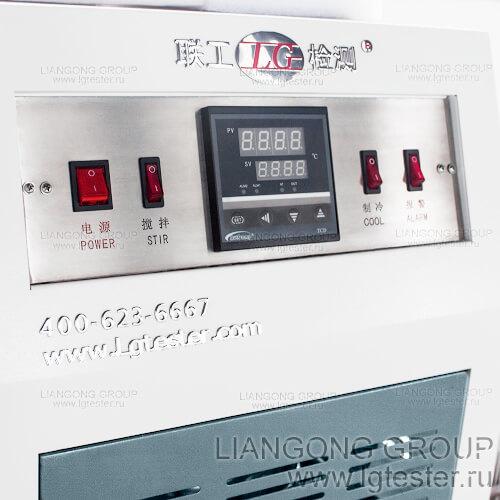 Панель управления криокамеры Liangong