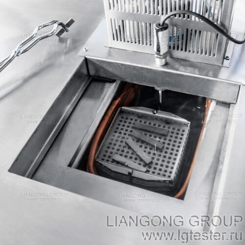Верхняя загрузка образцов в криокамеру Liangong